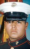 Marine Lance Cpl. Miguel  Terrazas