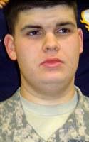 Army Pfc. David T. Miller