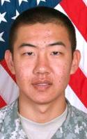Army Pfc. Ming  Sun