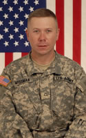 Army Spc. Gregory J. Missman