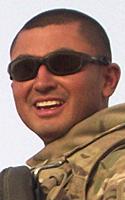 Army Sgt. Moises J. Gonzalez