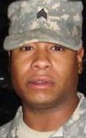Army Sgt. Moises  Jazmin