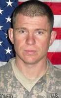 Army Staff Sgt. Thaddeus S. Montgomery