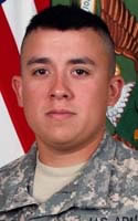 Army Pfc. Diego M. Montoya