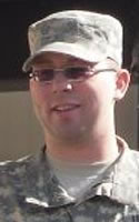 Army Spc. Benjamin G. Moore