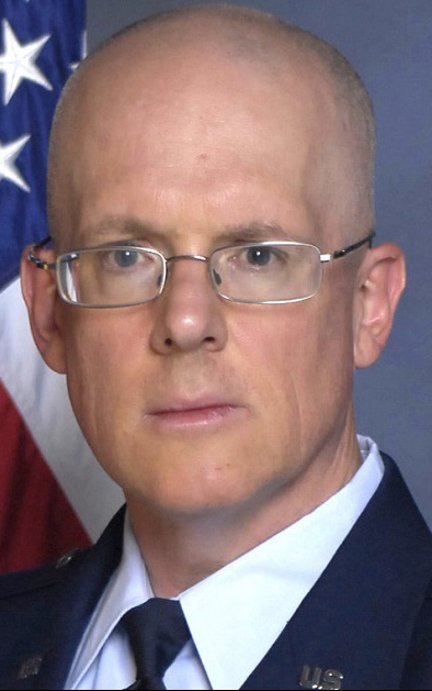 Air Force Lt. Col. James C. Willis