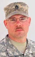 Army Master Sgt. Brian  Naseman