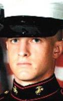 Marine Lance Cpl. Nathan R. Elrod