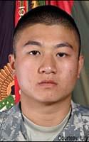 Army Pfc. Tan Q. Ngo