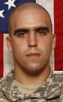Army Spc. Nicholas P. Bernier