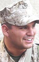 Marine Lance Cpl. Nicholas J. Manoukian