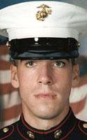 Marine Lance Cpl. Nicholas J. Sovie
