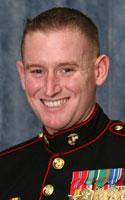 Marine Staff Sgt. Nicholas A. Sprovtsoff