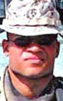 Marine Lance Cpl. Nicholas J. Whyte