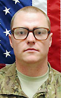 Army Spc. Nickolas S. Welch