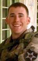 Army Sgt. Israel P. O'Bryan