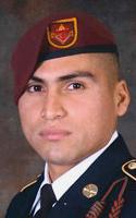 Army Staff Sgt. Octavio  Herrera