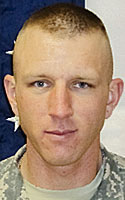 Army Sgt. Justin A. Officer