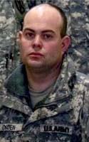 Army Pfc. Matthew D. Ogden
