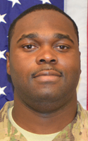 Army Sgt. 1st Class Omar W. Forde