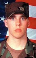 Army Pfc. Evan W. O'Neill