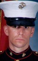 Marine Lance Cpl. Dean D. Opicka