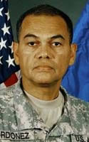 Army Sgt. Maj. Julio C. Ordonez