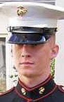 Marine Lance Cpl. Joshua S. Ose