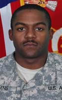 Army Sgt. Gregory  Owens Jr.