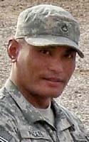Army Pfc. Raymond N. Pacleb