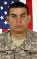 Army Spc. Bobby J. Pagan