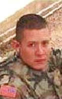 Army Spc. Gabriel T. Palacios