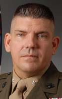 Marine Lt. Col. Benjamin J. Palmer