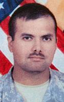Army Sgt. Alfred G. Paredez Jr.