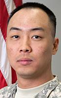 Army Pfc. Benjamin J. Park