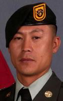 Army Sgt. 1st Class Dae Han  Park