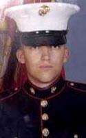 Marine Pfc. Michael Robert Patton