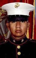Marine Lance Cpl. Javier  Perales Jr.