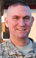 Army Sgt. 1st Class Robert W. Pharris