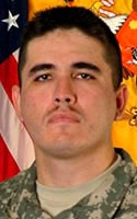 Army Spc. Randy W. Pickering