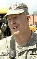 Army Staff Sgt. Tyler E. Pickett