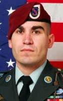 Army Staff Sgt. Brian F. Piercy
