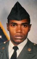 Army Sgt. 1st Class Johnny R. Polk