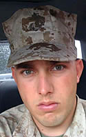 Marine Lance Cpl. Gregory A. Posey
