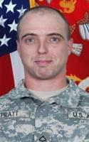 Army Spc. Dennis J. Pratt