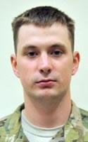 Army Spc. Preston J. Suter