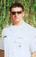 Navy Explosive Ordnance Disposal Technician 2nd Class Tony Michael Randolph