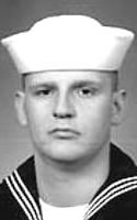 Navy Hospitalman Benjamin D. Rast
