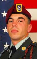 Army Spc. Matthew K. Reece