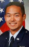 Air Force Capt. Reid K. Nishizuka
